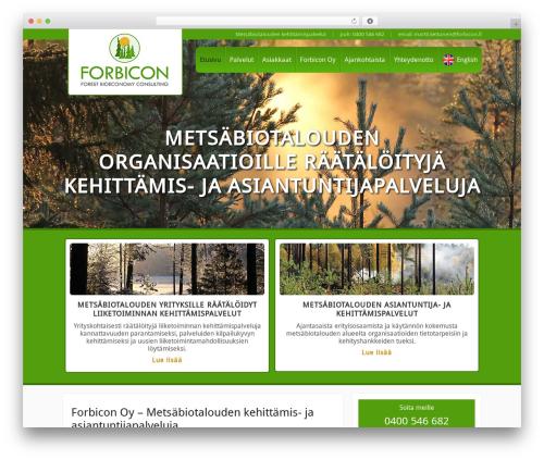 Free WordPress Responsive Lightbox & Gallery plugin - forbicon.fi