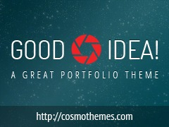 Good Idea! theme WordPress