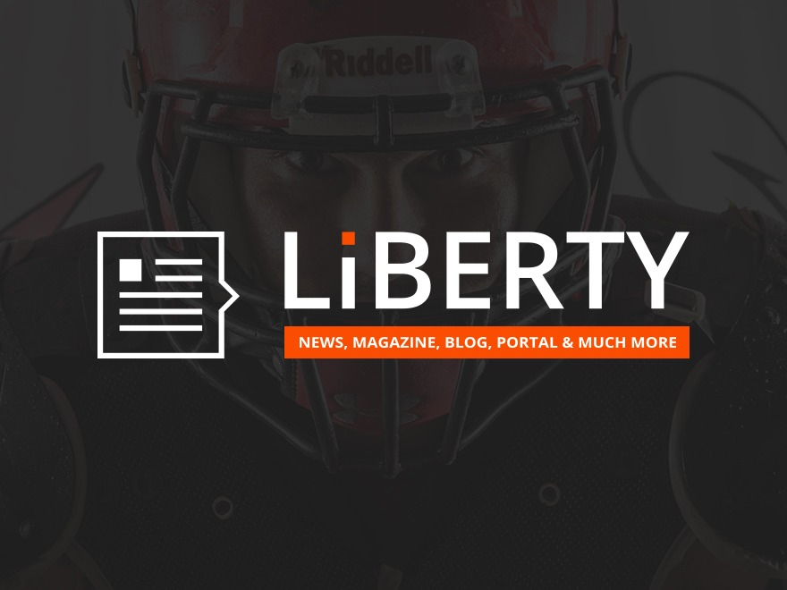 LibertyNews best WordPress magazine theme
