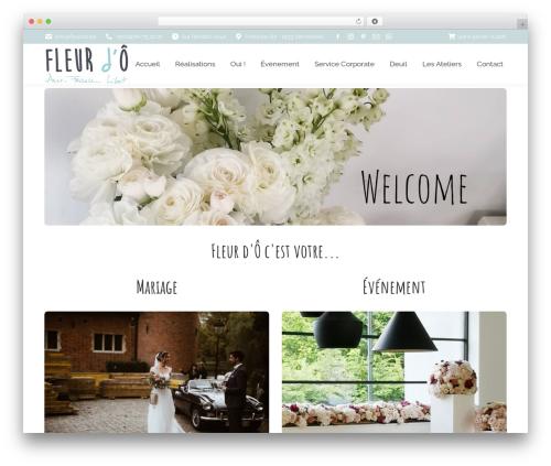 Free WordPress GDPR Cookie Consent plugin - fleurdo.be