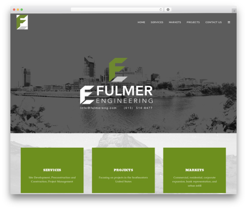 Theme WordPress MinimaliX - fulmereng.com