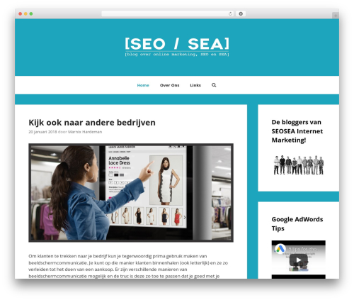GeneratePress WordPress blog template - seoseainternetmarketing.nl