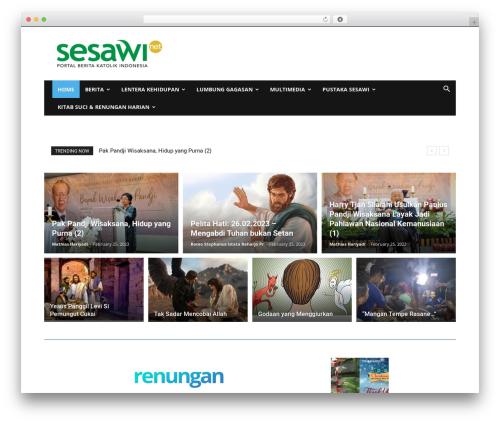WordPress contentprotector plugin - sesawi.net