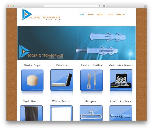 DISCUSSION free website theme - scorpiotechnoplast.com