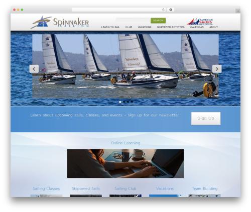 Method WP theme - spinnakersailing.com