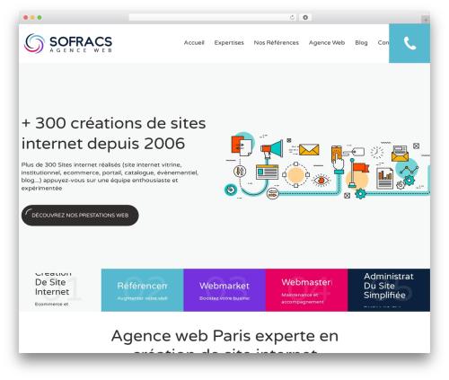 Seosight theme WordPress - sofracs.com