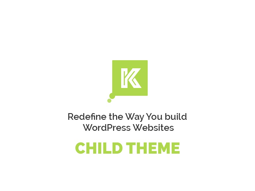 Koda Child WordPress shop theme