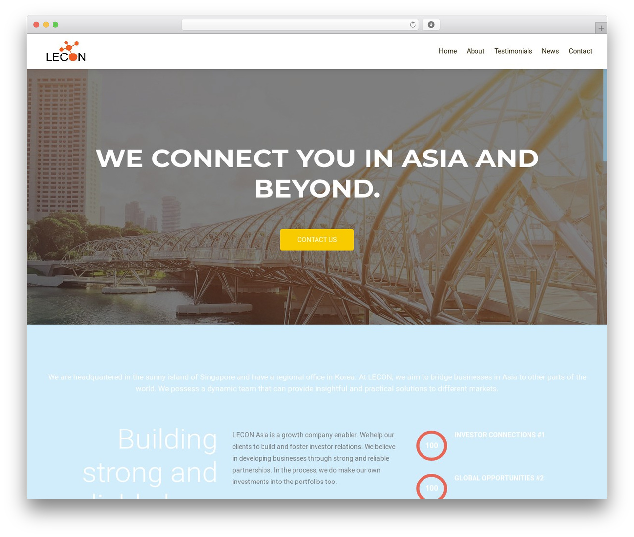 OnePirate WordPress template free - leconasia.com