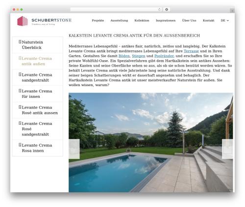 WordPress theme LEGENDA - schubertstone.com/naturstein/hartkalkstein-levante-crema/levante-crema-antik-aussen