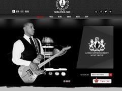 Letric_Entertainment_Music_Groups top WordPress theme