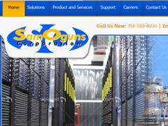 SamOguns_Corporation theme WordPress