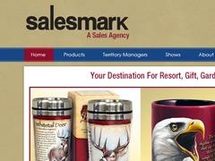 Salesmarkinc WordPress theme design