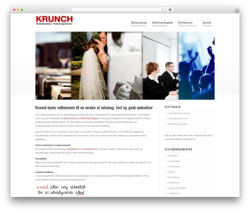 Corona WordPress theme - krunch.dk
