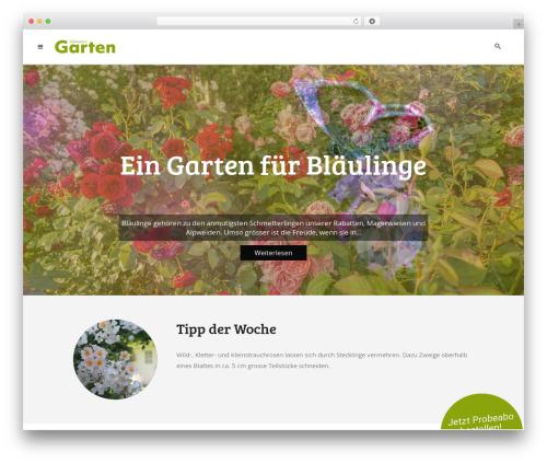 WordPress woocommerce_postfinancecw plugin - schweizergarten.ch