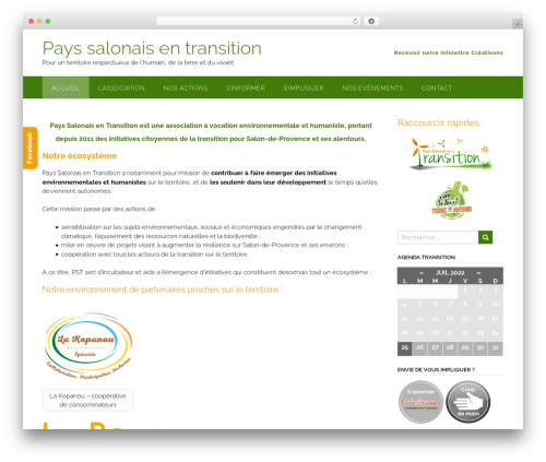 Free WordPress WordPress Picture / Portfolio / Media Gallery plugin - salontransition.fr