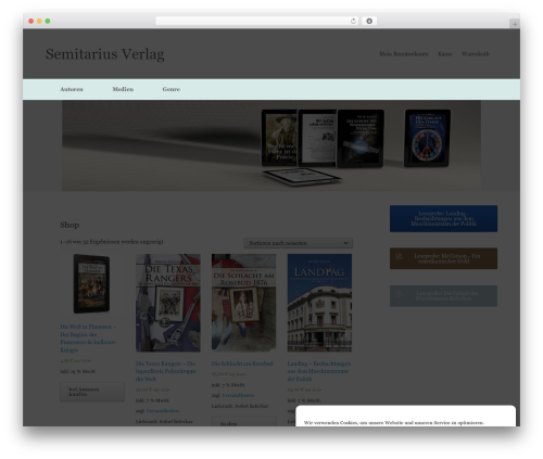 WordPress woo-gutenberg-products-block plugin - semitarius.com