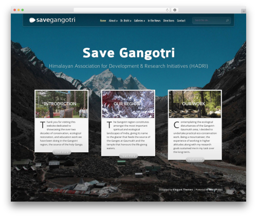Best WordPress template InStyle by Elegant Themes - mesaunica.com-cms
