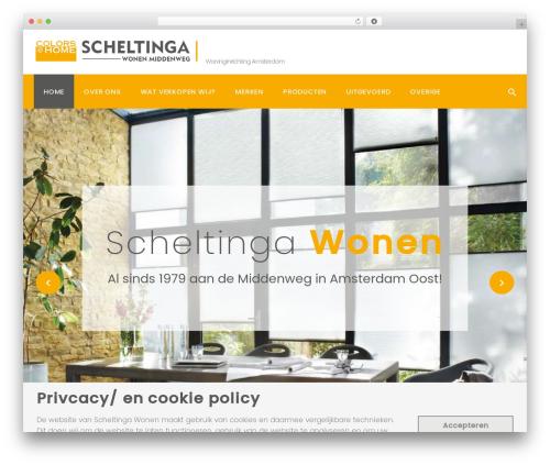 Softsofa WP theme - scheltinga-wonen.nl