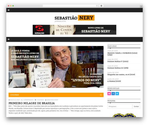 Yaaburnee Premium Theme WordPress theme - sebastiaonery.com