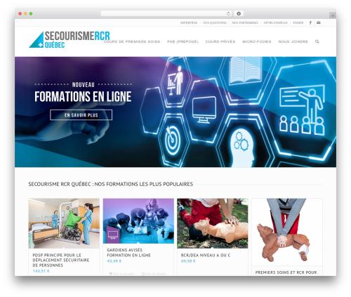 Free WordPress Snow plugin - secourismercrquebec.com
