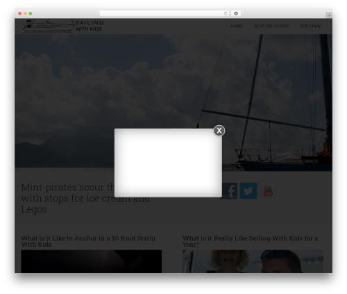 WordPress facebookpopuppro plugin - sailingwithkids.net