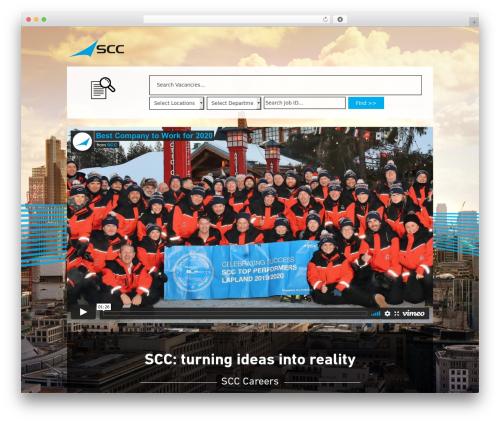 Free WordPress Related Posts Lite plugin - scc-careers.com