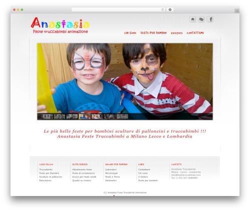 Prestige Ultimate Wordpress Theme template WordPress - festetruccabimbi.com