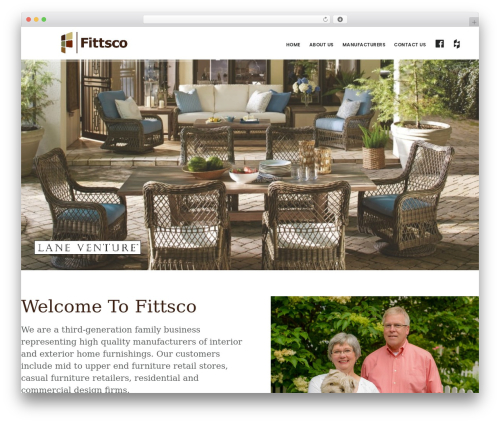 Theme WordPress Digital Pro - fittsco.com