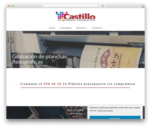 Total WordPress theme download - flexocastillo.com