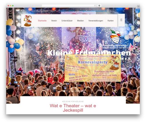 Betheme template WordPress - shop.kleine-erdmaennchen.de