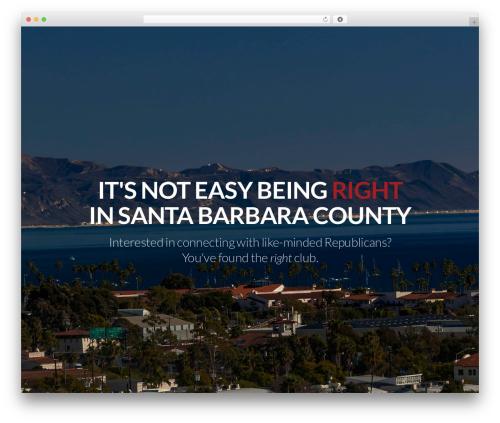 WordPress pl-section-sitemap-footer plugin - santabarbarayr.com