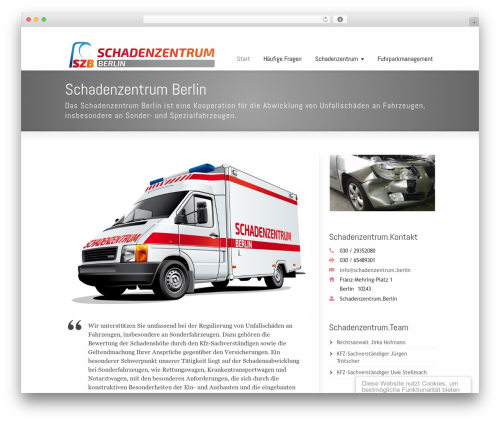 Striking MultiFlex & Ecommerce Responsive WordPress Theme best WooCommerce theme - schadenzentrum.berlin