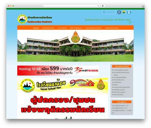 D5 Socialia free WordPress theme - student.nanoi.ac.th