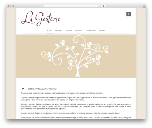 Quare best WordPress theme - lagouterie.it