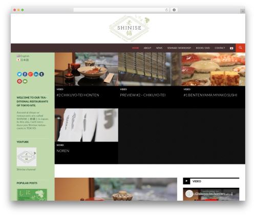 Free WordPress Top 10  – Popular posts plugin for WordPress plugin - shinise.makotooffice.net