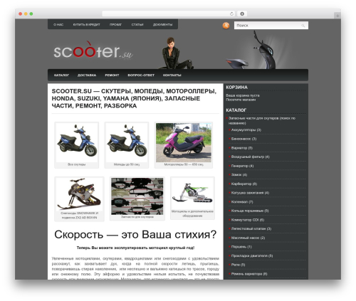 Free WordPress Spider FAQ plugin - scooter.su