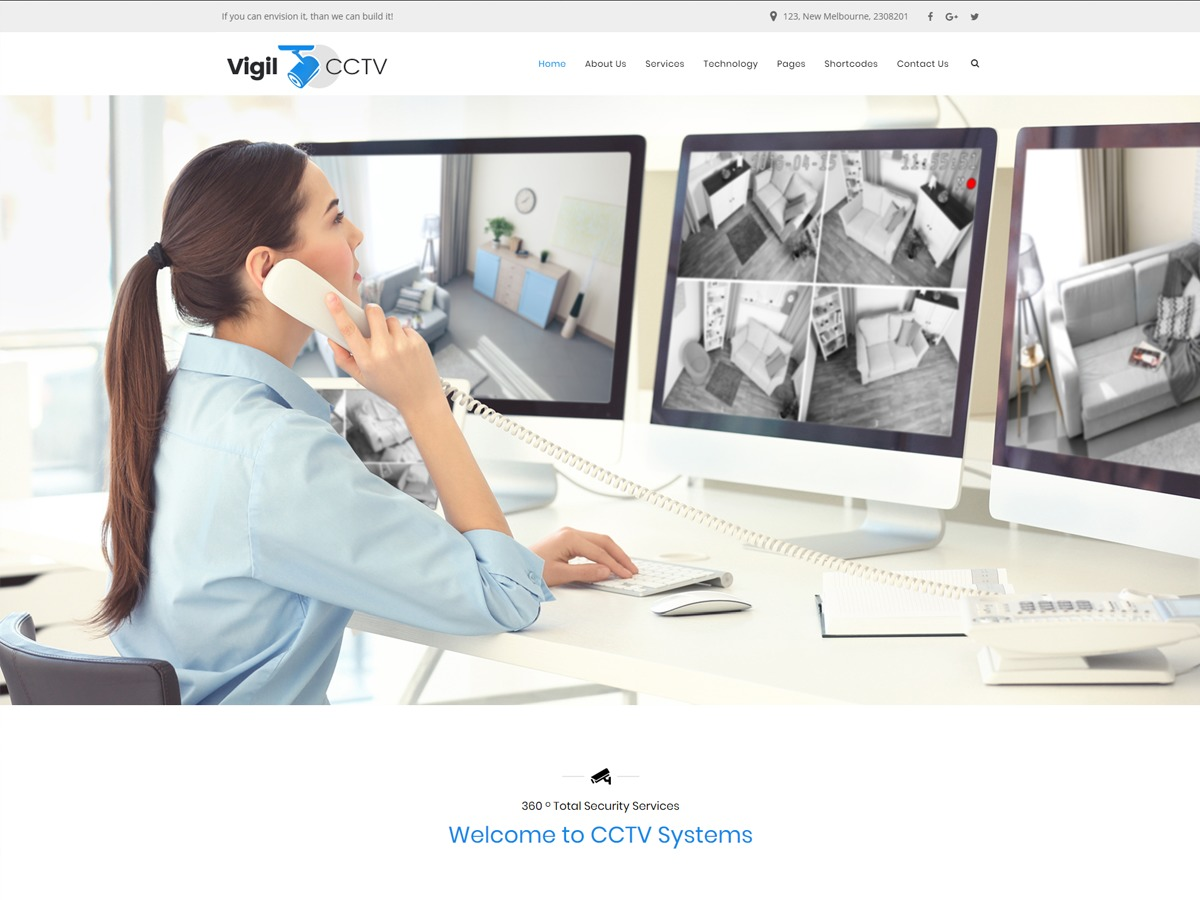 vigil premium WordPress theme