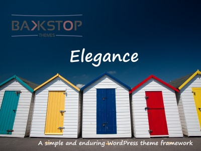 Template WordPress Elegance