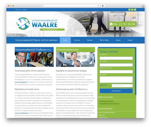 WordPress gallery plugin - schoonmaakbedrijfwaalre.nl