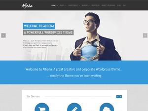 Alhena theme WordPress