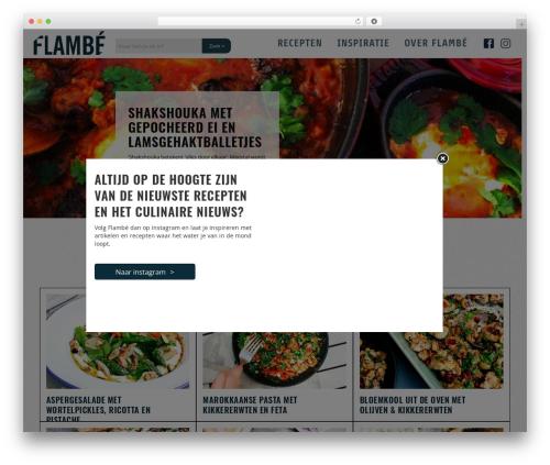 WordPress search-filter-pro plugin - flambe.nl