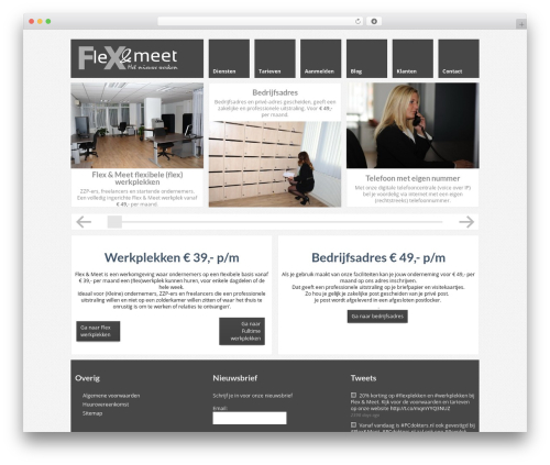Free WordPress Pinpoint Booking System – #1 Booking Calendar for WordPress and WooCommerce plugin - flexmeet.net