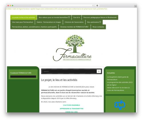 Nabia WordPress free download - fermaculture.org