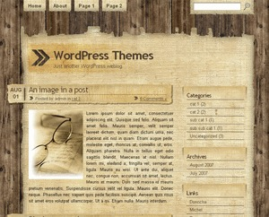 Papyrus premium WordPress theme