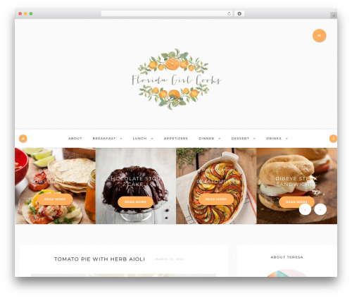 Free WordPress Recipe Card plugin - floridagirlcooks.com