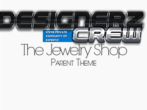 TheJewelryShop WordPress ecommerce theme