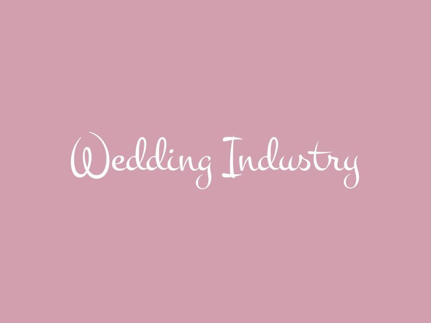 Wedding Industry WordPress wedding theme