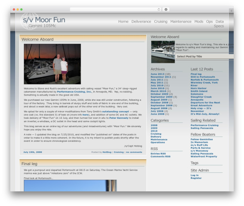 Andreas04 WordPress theme - sv-moorfun.com