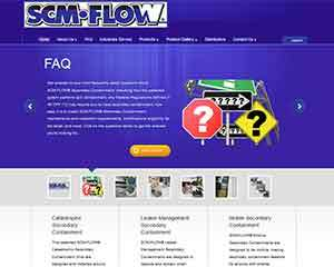 WordPress theme SCMFlow