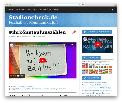 Free WordPress Related Posts Lite plugin - stadioncheck.de